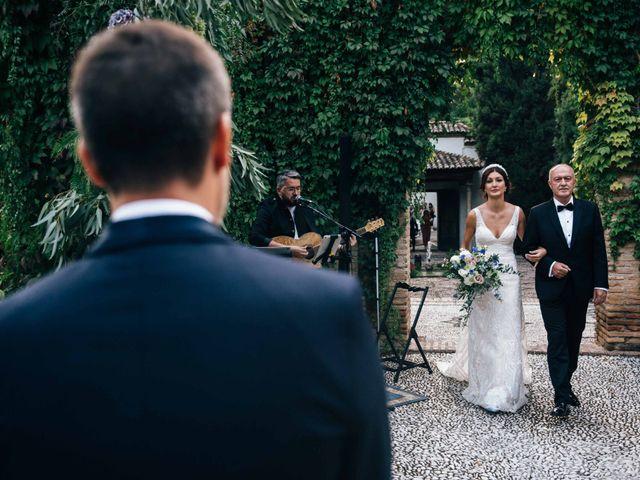 La boda de Gabri y Laura en Granada, Granada 43