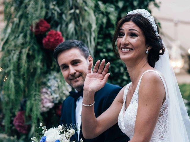 La boda de Gabri y Laura en Granada, Granada 45