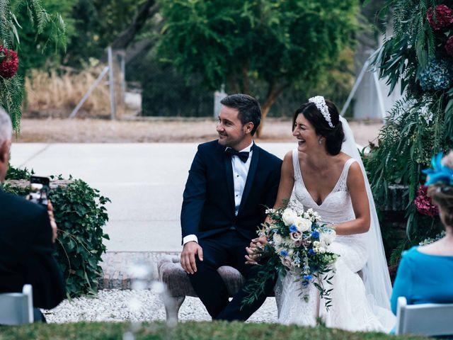 La boda de Gabri y Laura en Granada, Granada 46