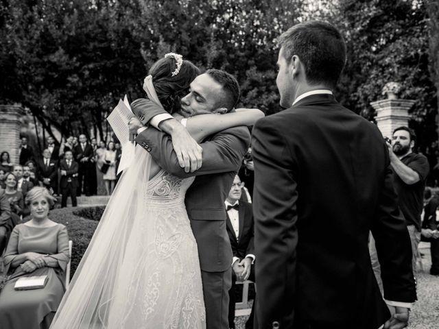 La boda de Gabri y Laura en Granada, Granada 47