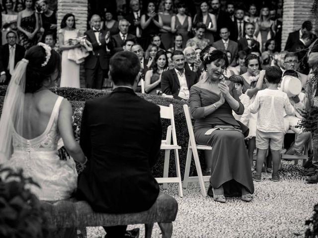La boda de Gabri y Laura en Granada, Granada 48