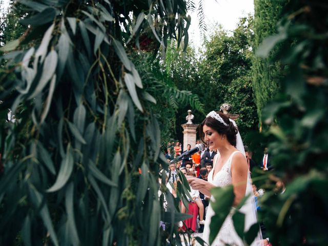 La boda de Gabri y Laura en Granada, Granada 50