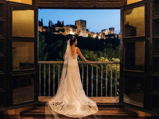 La boda de Gabri y Laura en Granada, Granada 54