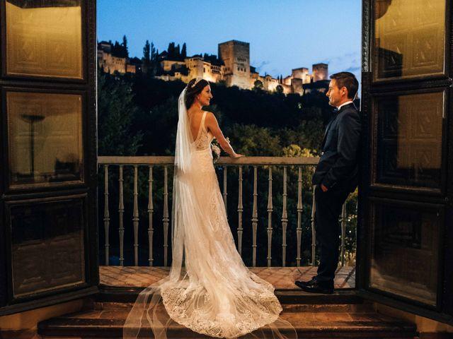 La boda de Gabri y Laura en Granada, Granada 55