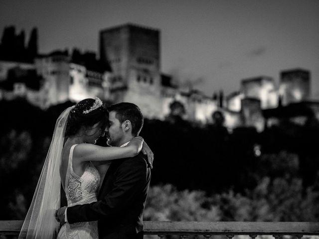 La boda de Gabri y Laura en Granada, Granada 56