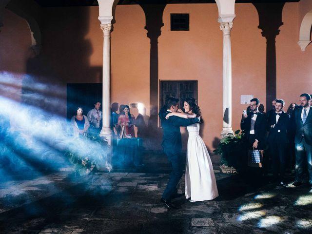 La boda de Gabri y Laura en Granada, Granada 59