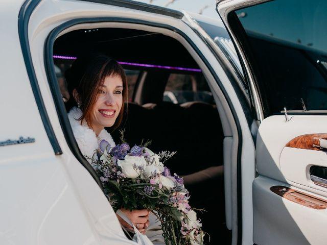 La boda de Estefanía  y Tony en Cambrils, Tarragona 1