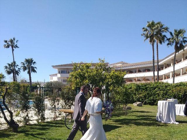 La boda de Estefanía  y Tony en Cambrils, Tarragona 4