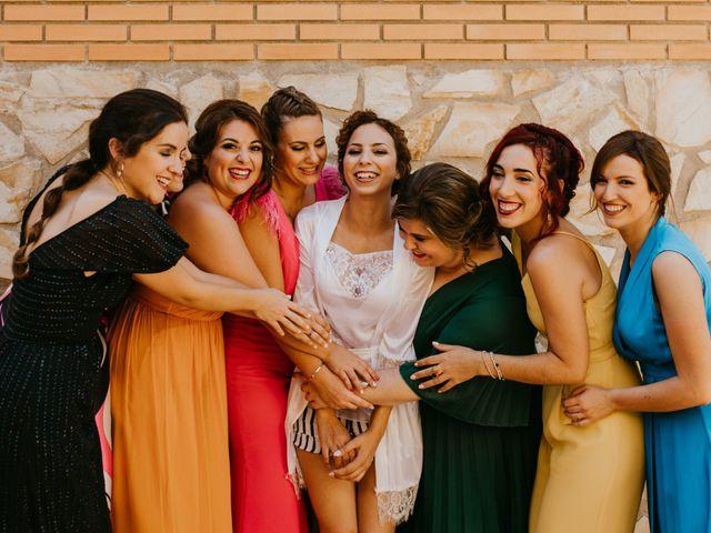 La boda de Adrián y Melody en Vila-real/villarreal, Castellón 16