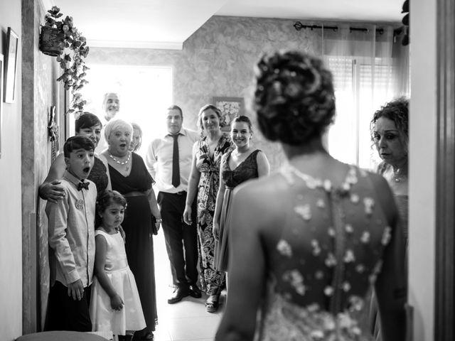 La boda de Adrián y Melody en Vila-real/villarreal, Castellón 20