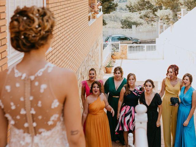 La boda de Adrián y Melody en Vila-real/villarreal, Castellón 22