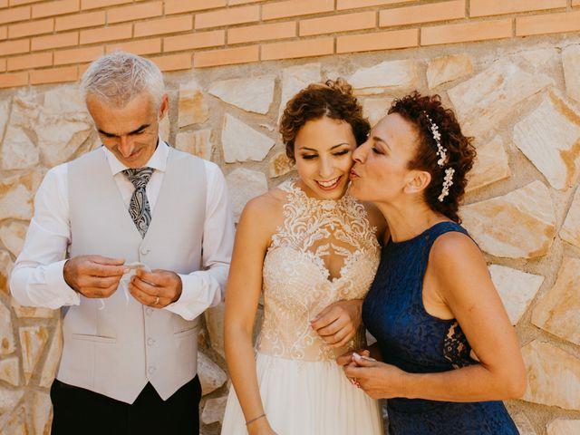 La boda de Adrián y Melody en Vila-real/villarreal, Castellón 25