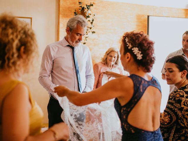 La boda de Adrián y Melody en Vila-real/villarreal, Castellón 33