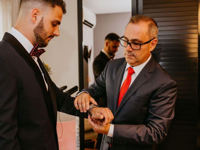 La boda de Adrián y Melody en Vila-real/villarreal, Castellón 41