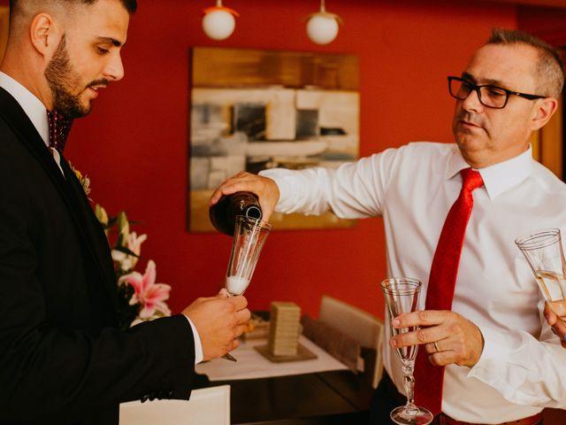 La boda de Adrián y Melody en Vila-real/villarreal, Castellón 47