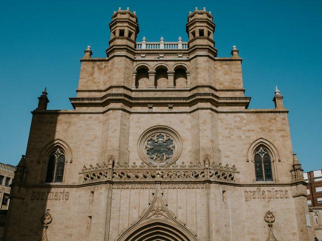La boda de Adrián y Melody en Vila-real/villarreal, Castellón 49