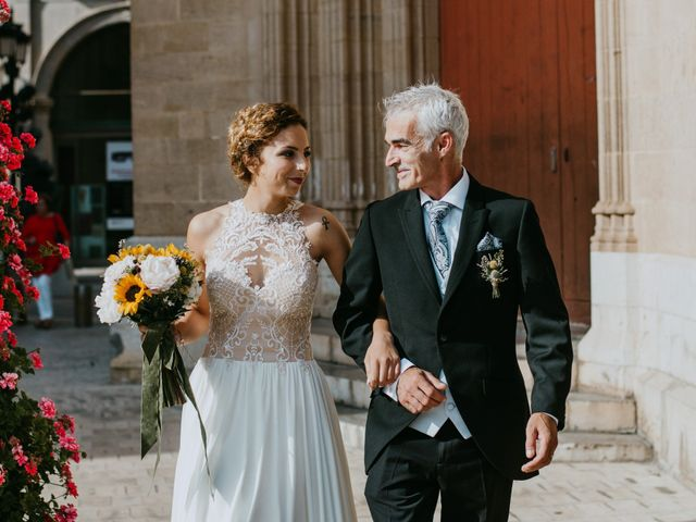 La boda de Adrián y Melody en Vila-real/villarreal, Castellón 51