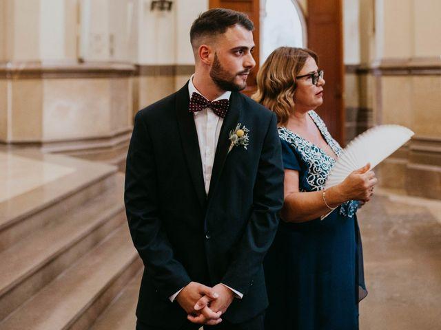 La boda de Adrián y Melody en Vila-real/villarreal, Castellón 52