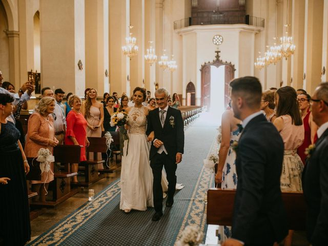 La boda de Adrián y Melody en Vila-real/villarreal, Castellón 54