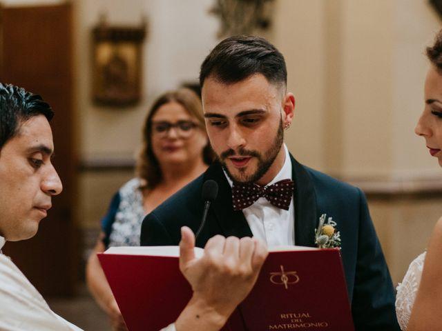 La boda de Adrián y Melody en Vila-real/villarreal, Castellón 57