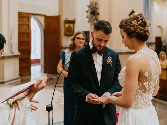 La boda de Adrián y Melody en Vila-real/villarreal, Castellón 58