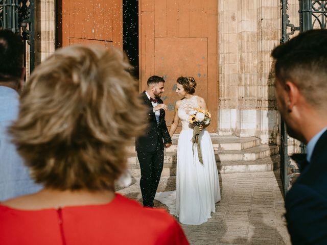 La boda de Adrián y Melody en Vila-real/villarreal, Castellón 61