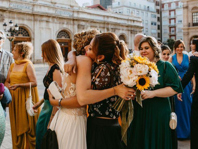 La boda de Adrián y Melody en Vila-real/villarreal, Castellón 62
