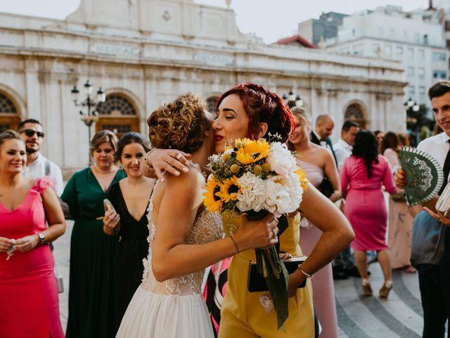 La boda de Adrián y Melody en Vila-real/villarreal, Castellón 64