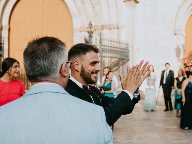 La boda de Adrián y Melody en Vila-real/villarreal, Castellón 65