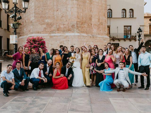 La boda de Adrián y Melody en Vila-real/villarreal, Castellón 66