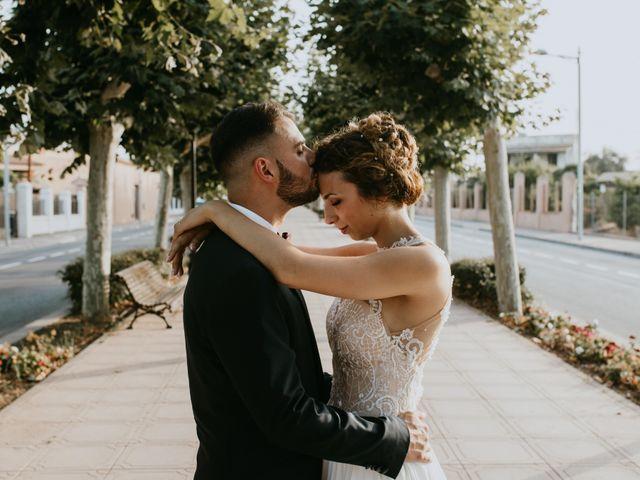La boda de Adrián y Melody en Vila-real/villarreal, Castellón 67