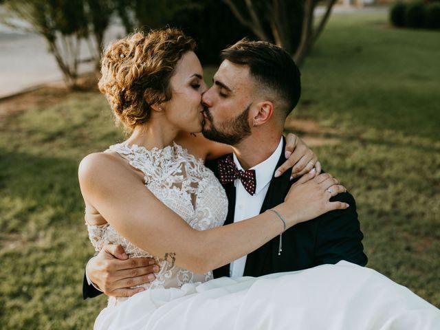 La boda de Adrián y Melody en Vila-real/villarreal, Castellón 78