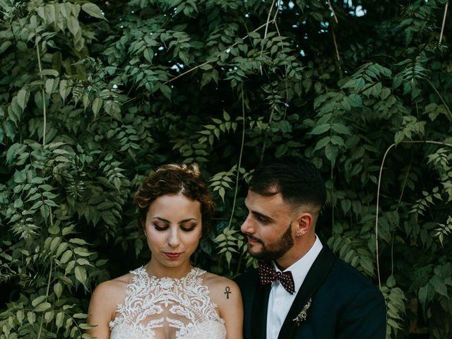 La boda de Adrián y Melody en Vila-real/villarreal, Castellón 79