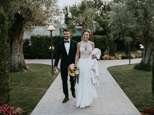 La boda de Adrián y Melody en Vila-real/villarreal, Castellón 81