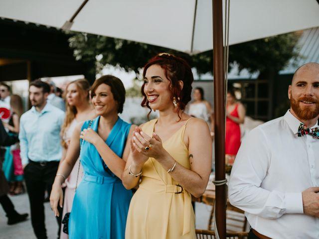 La boda de Adrián y Melody en Vila-real/villarreal, Castellón 82