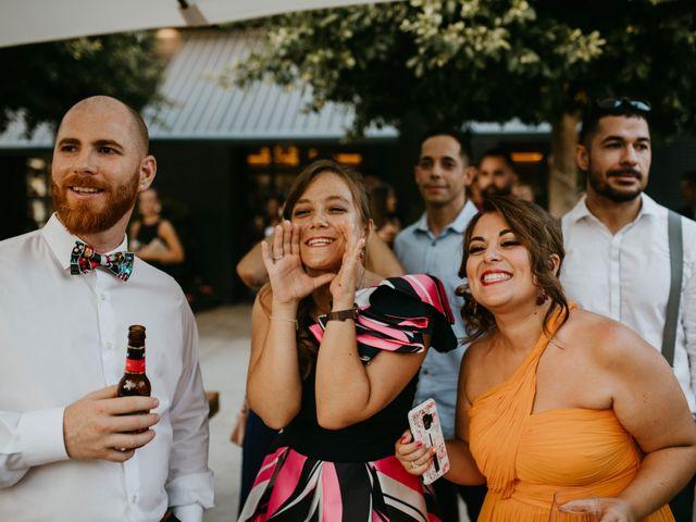 La boda de Adrián y Melody en Vila-real/villarreal, Castellón 83