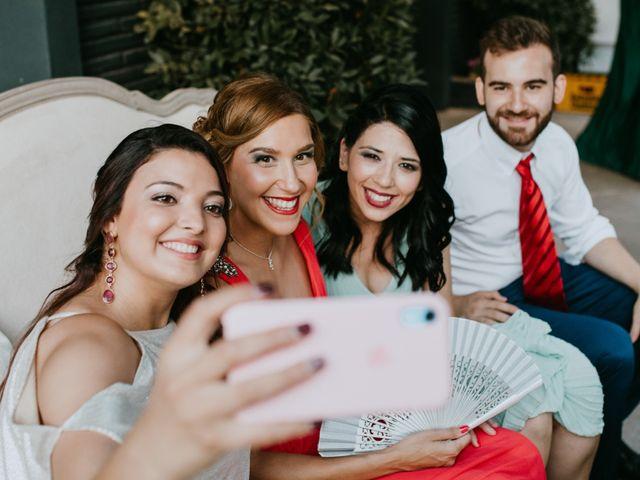 La boda de Adrián y Melody en Vila-real/villarreal, Castellón 92