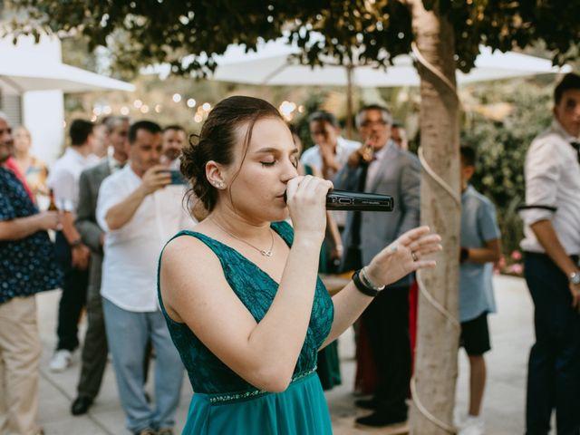 La boda de Adrián y Melody en Vila-real/villarreal, Castellón 93