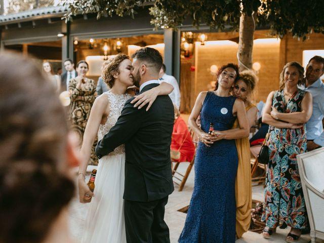 La boda de Adrián y Melody en Vila-real/villarreal, Castellón 94
