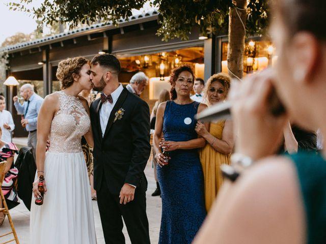 La boda de Adrián y Melody en Vila-real/villarreal, Castellón 97