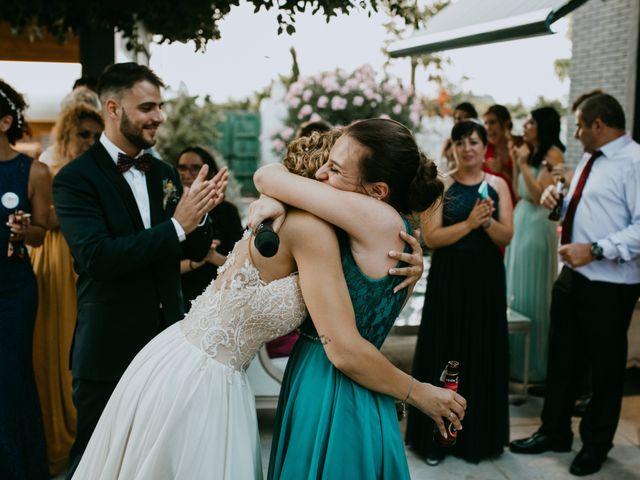 La boda de Adrián y Melody en Vila-real/villarreal, Castellón 98
