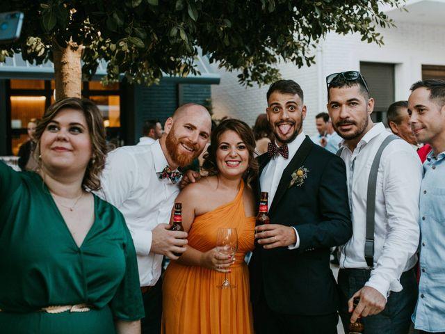 La boda de Adrián y Melody en Vila-real/villarreal, Castellón 101