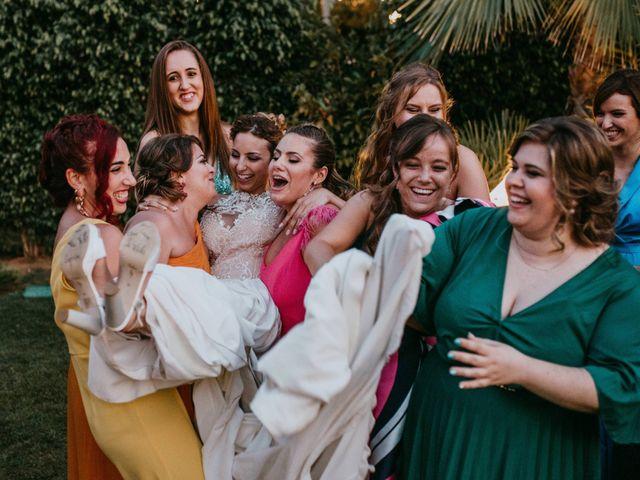 La boda de Adrián y Melody en Vila-real/villarreal, Castellón 104