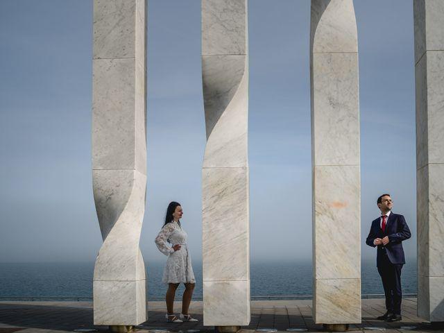 La boda de Andreea y Alejandro en Barcelona, Barcelona 4