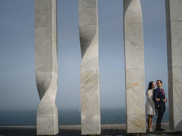 La boda de Andreea y Alejandro en Barcelona, Barcelona 5