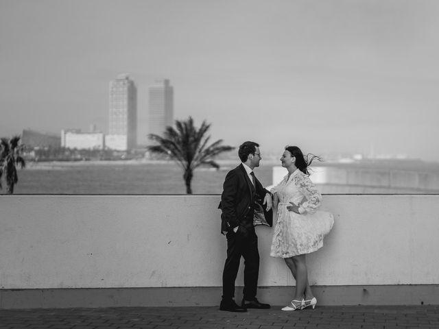 La boda de Andreea y Alejandro en Barcelona, Barcelona 7
