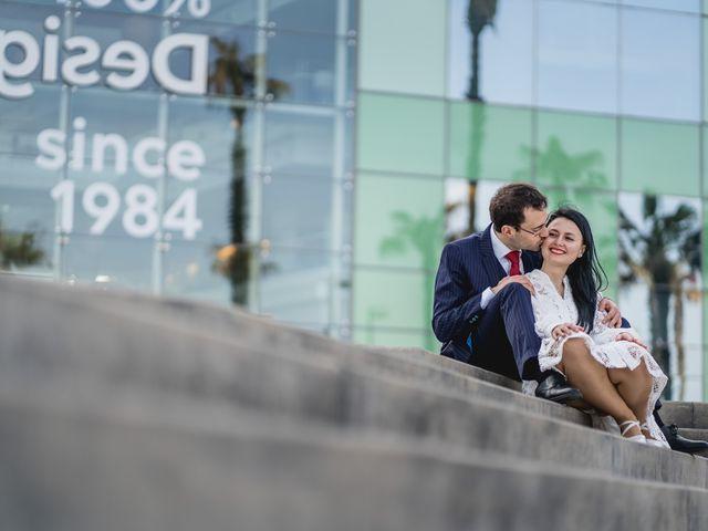 La boda de Andreea y Alejandro en Barcelona, Barcelona 8