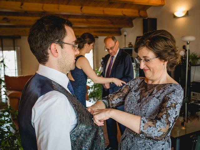 La boda de Andreea y Alejandro en Barcelona, Barcelona 13