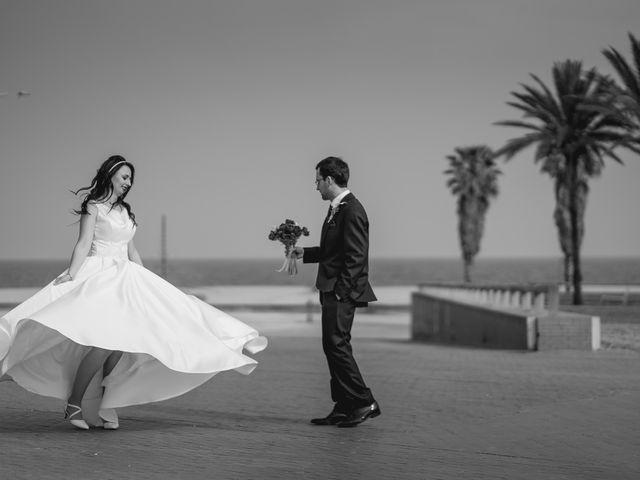 La boda de Andreea y Alejandro en Barcelona, Barcelona 22