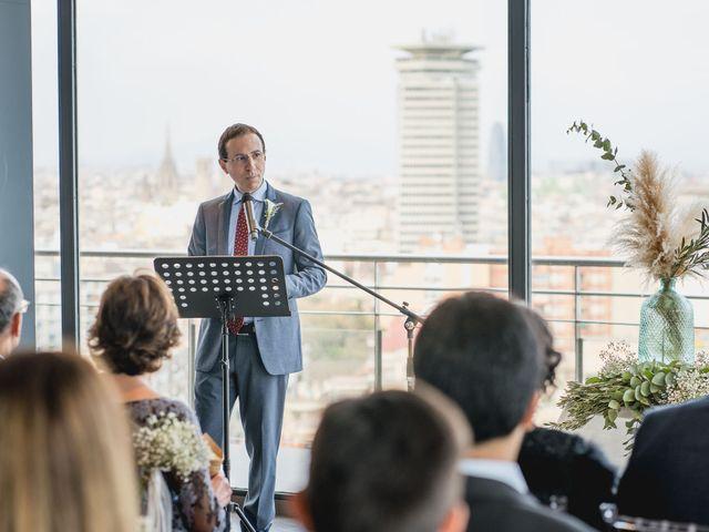 La boda de Andreea y Alejandro en Barcelona, Barcelona 23
